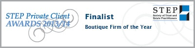 Boutique Firm of the Year